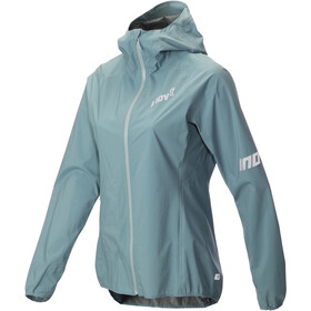 inov-8 AT/C FZ Stormshell Jacket Damen blue grey